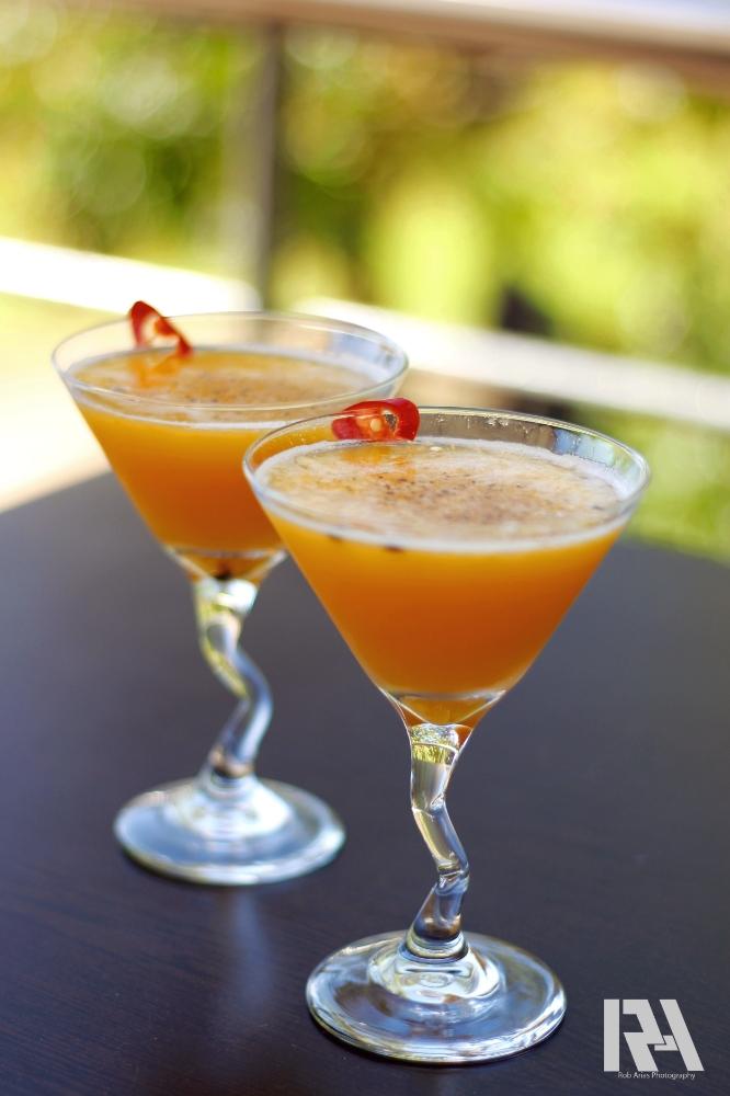 Chilli Martini