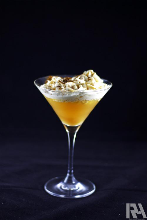 Pumpkin Cider Martini