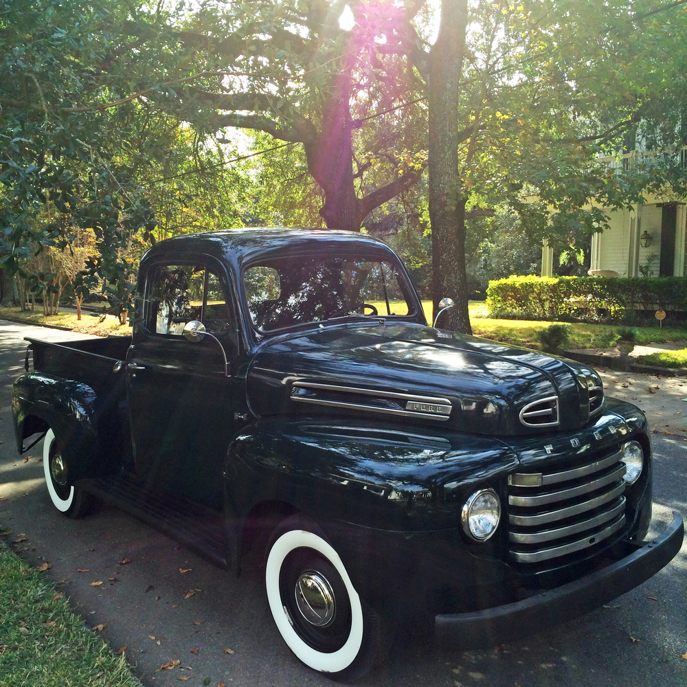 1948 Ford pick up truck