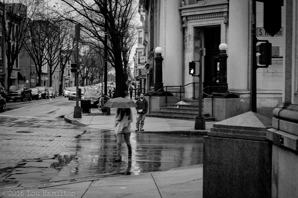 21 February 2016 -- Downtown Frederick, MD (Market and Patrick Streets)