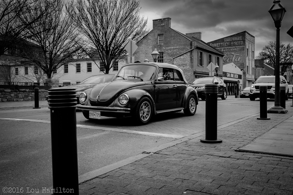 5 March 2016 -- Frederick, MD (Market Street)