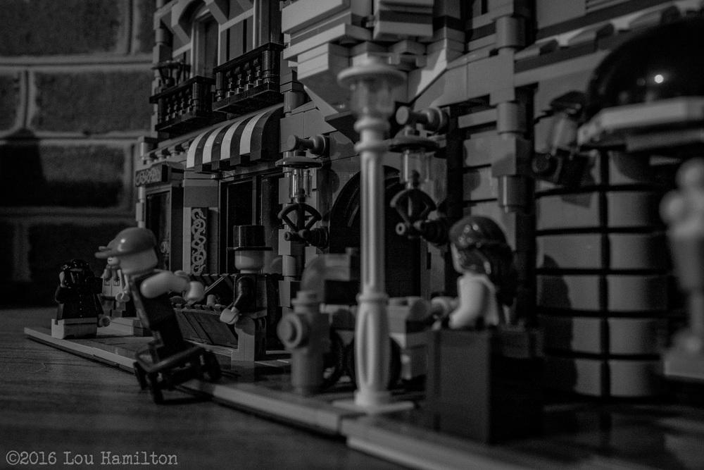 15 March 2016 -- LEGOLAND (Main Street)
