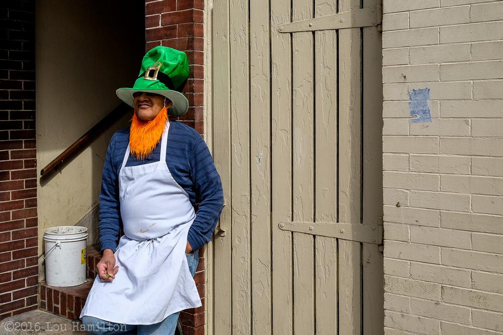 17 march 2016 -- Frederick, MD (Market Street)
