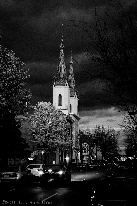 28 March 2016 -- Frederick, MD (Church Street)