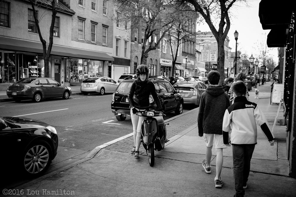12 April 2016 -- Frederick, MD (Market Street)