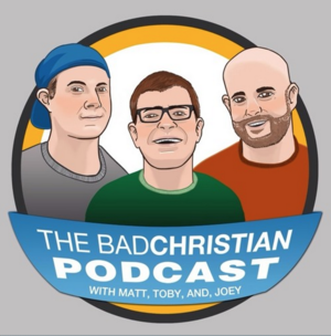 Matt, Toby and Joey discuss funny, controversial, and personal stuff with guests from the music business, leaders in the Christian world, and interesting folks from well outside of the Christian world. *The language and topics used in this podcast are for mature listeners. Listen at your own discretion.