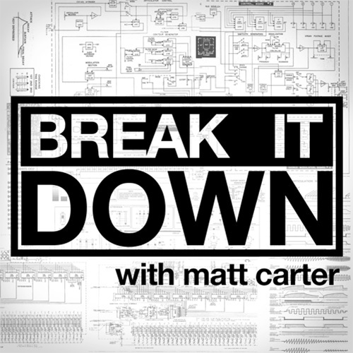 Matt Carter goes in depth to really break down what is going on with people, art, music, science and more. The first 12 episodes Matt and Toby will give an in depth look at what went into the making of each song on Emery's new album, You Were Never Alone.