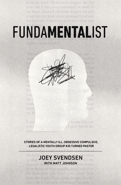 "Click cover to preorder ""Fundamentalist"" by Joey Svendsen."