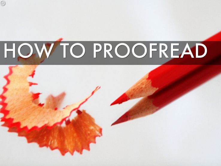 How to Proofread (click to view slides on HaikuDeck)
