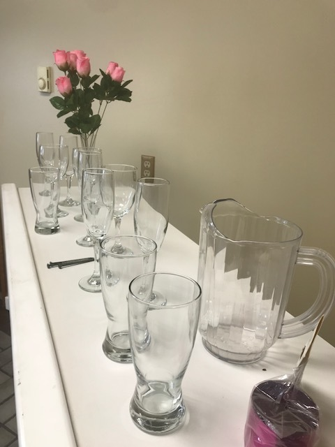 Glass Beverage Server - 3 Gallon