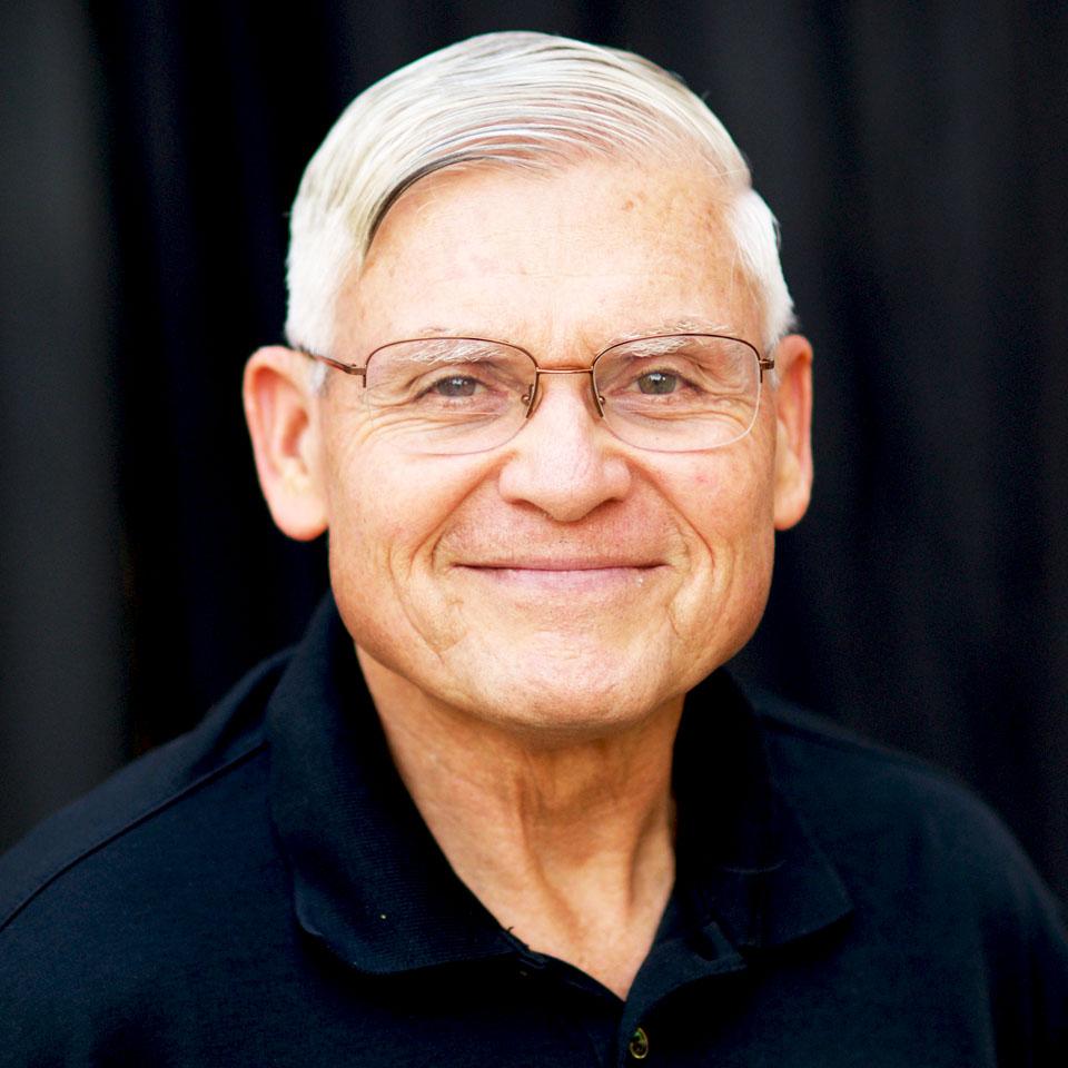 Pete Peterson (Vice-Chairman)
