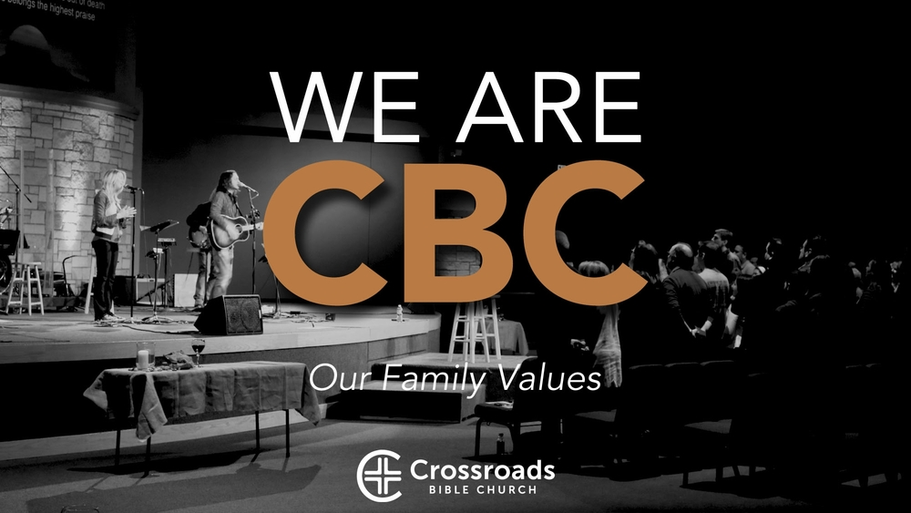 We Are CBC: Our Family Values