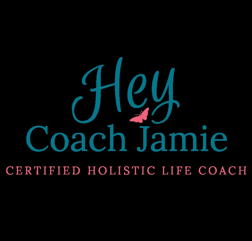 Hey Coach Jamie Logo