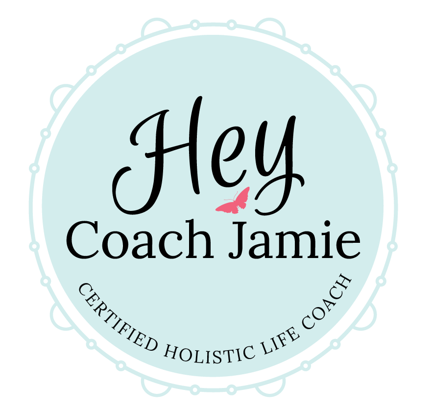 Hey Coach Jamie Secondary Logo