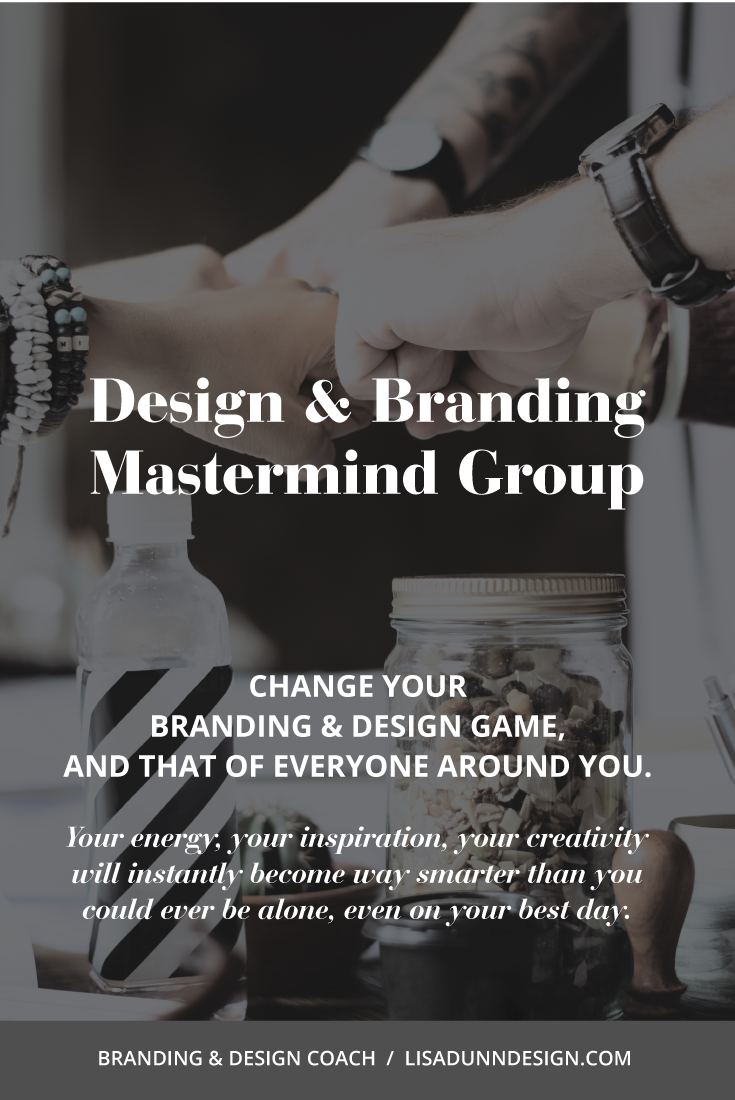 Design and Branding Mastermind Group