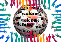 Image result for welcome refugees!