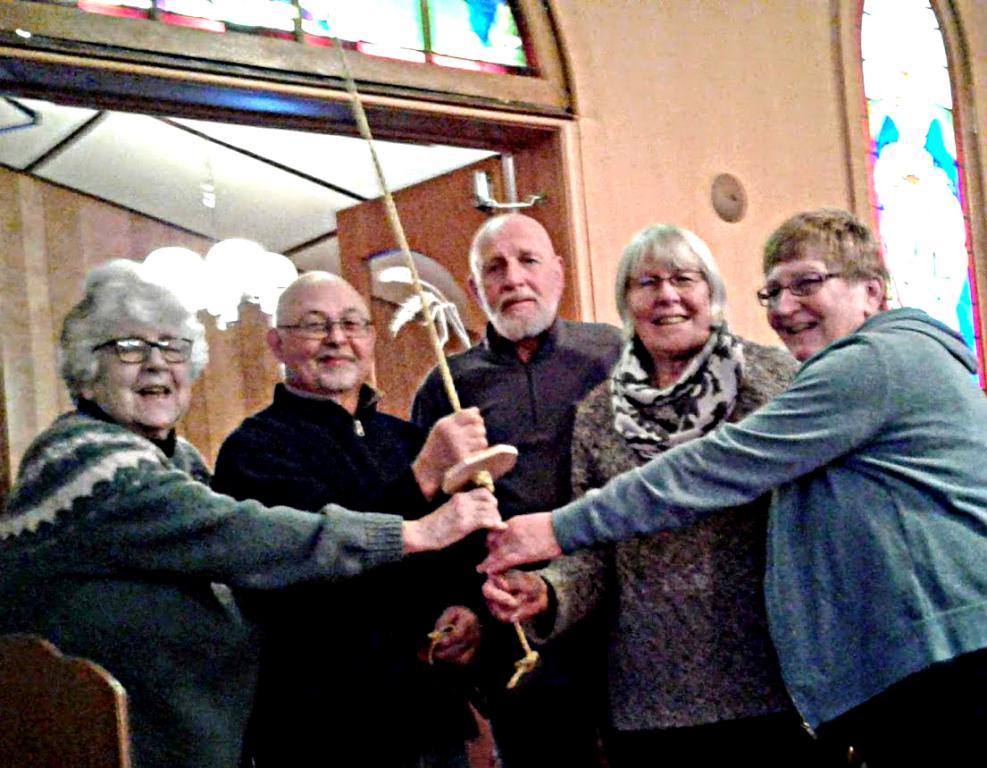 St. Margaret's bell-ringers