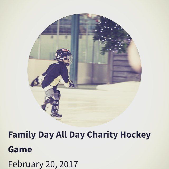 There's still time to donate to this great cause. Contact me by text at 780-953-5083 or come out to Saiker's Acres east of Sherwood Park (tomorrow) for the Family Day 12-hour hockey game raising funds for the Jacob's Wish Foundation to help kids and their families at the Stollery. Game starts at 8am.