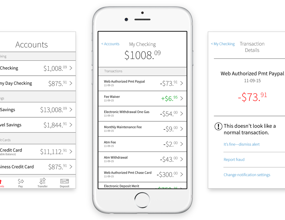 Mobile Banking App