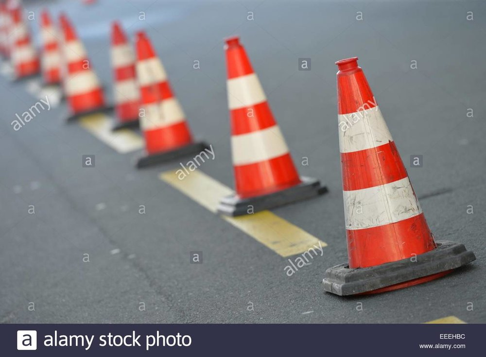 Event Traffic - Service Beyond the Cones