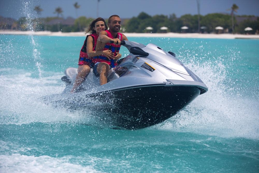 Jet Ski in Key West