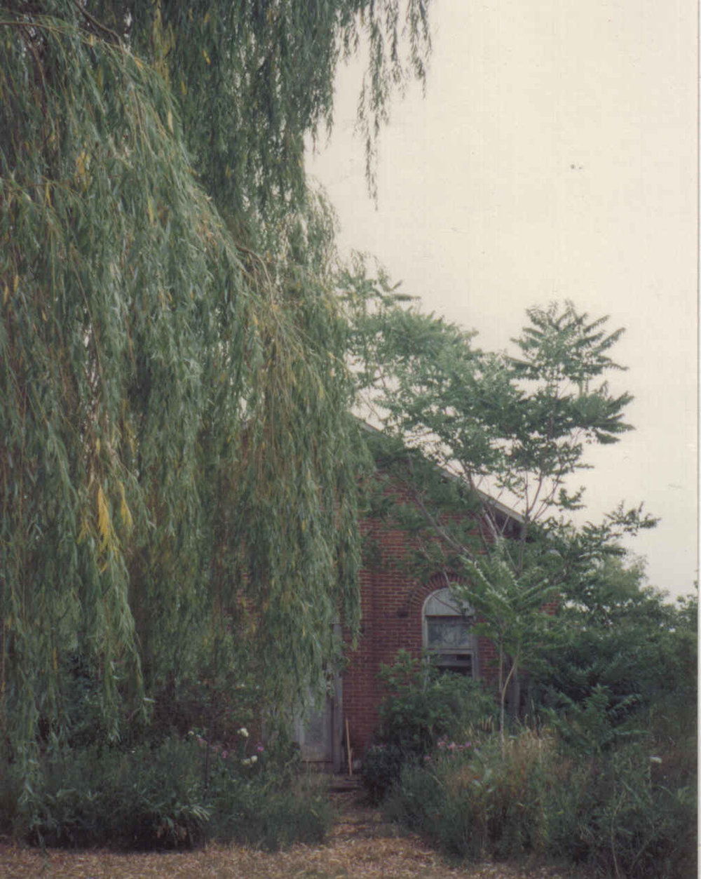 Boyne School, Front View