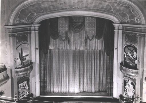 Guelph Opera House - interior