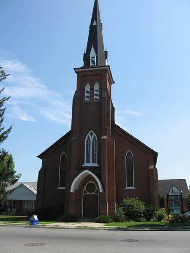 St. Andrews Presbyterian - exterior