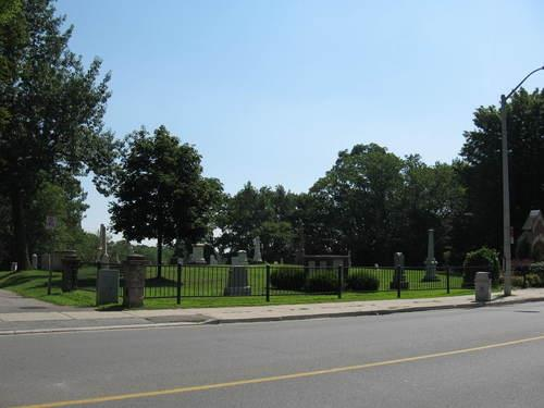 St. Andrew's Presbyterian - cemetery