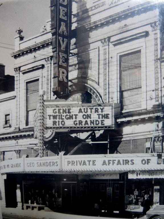 Beaver Theatre Toronto - exterior