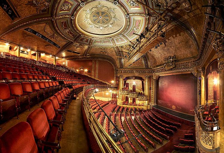Elgin & Winter Garden Theatre - interior