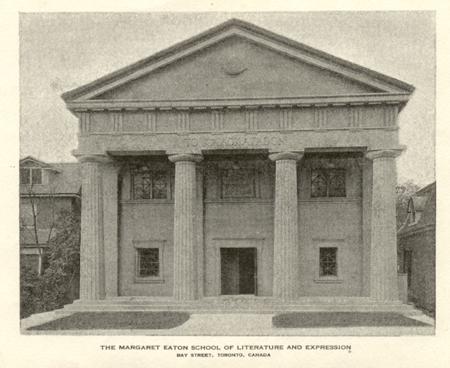 Margaret Eaton School - exterior