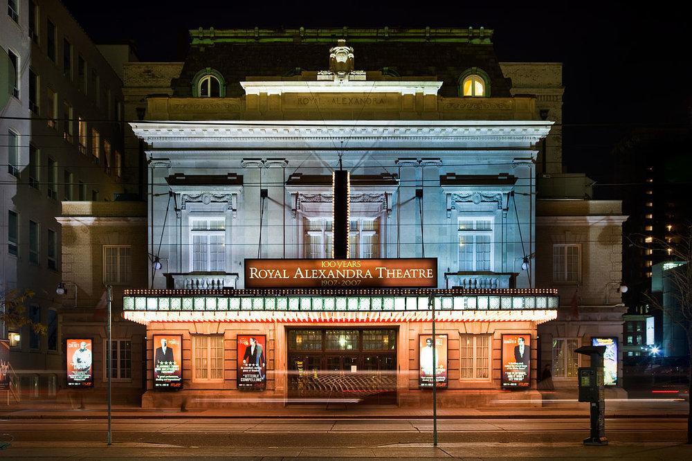 Royal Alexandra Theatre - exterior