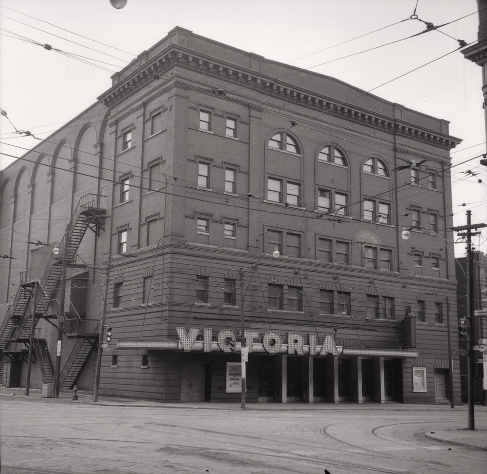 Shea's Victoria Street Theatre - exterior