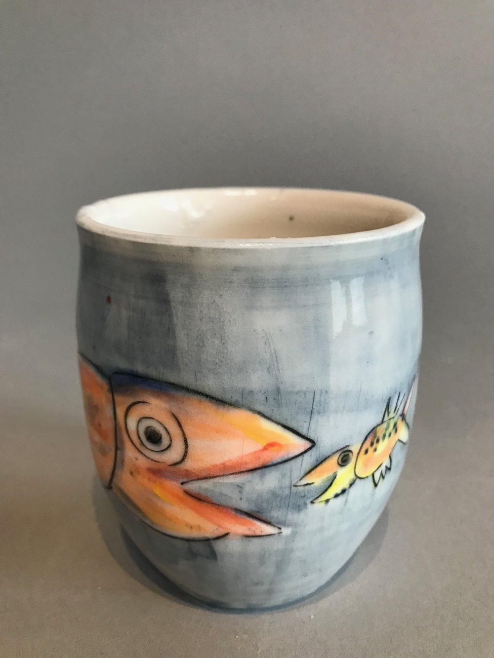 HAPPY FISH CUP