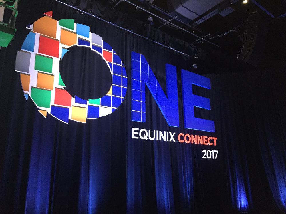 Scenic Inc. Equinix
