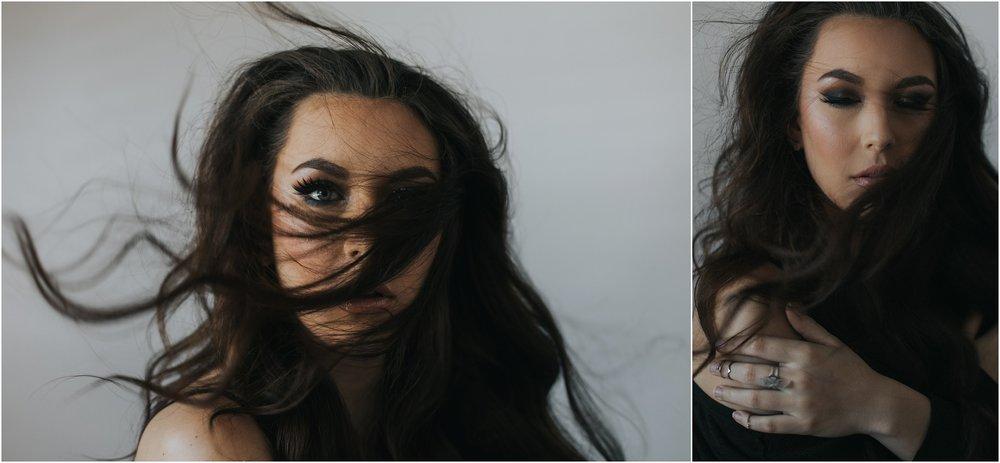 Intimate portraits, women's portraits, edmonton