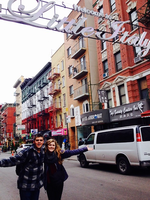 Luke and Megan in Little Italy.jpg