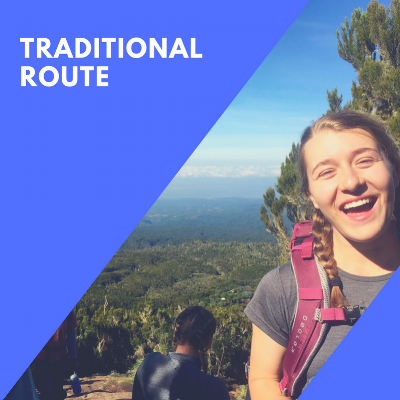 TRADITIONAL ROUTE -