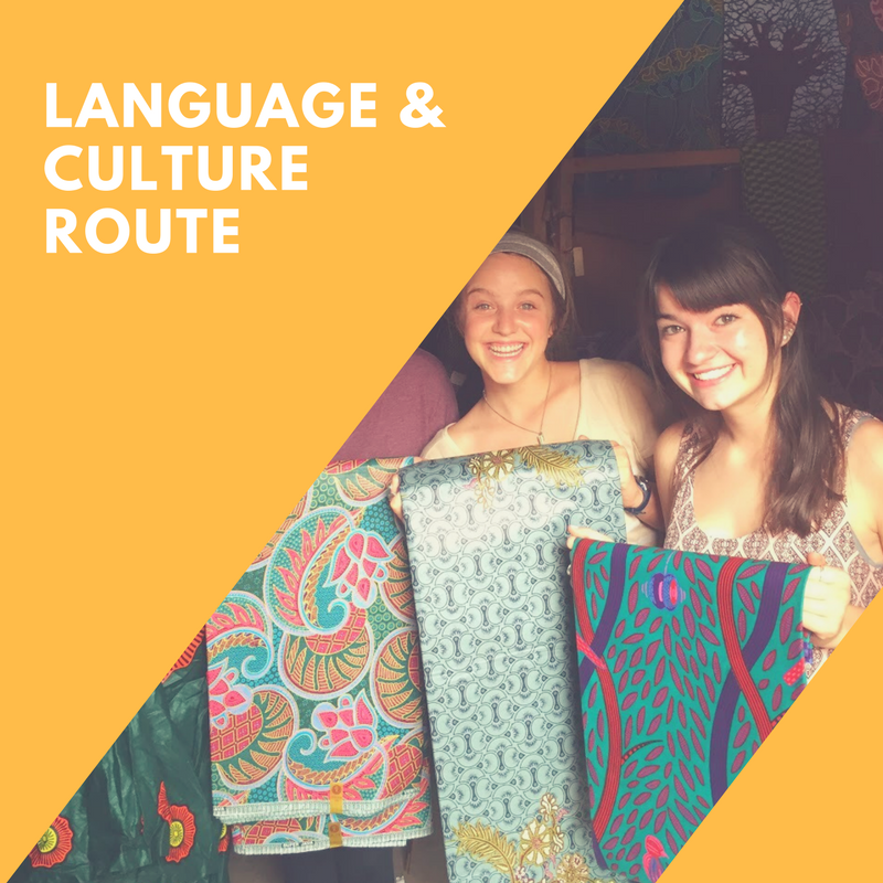 LANGUAGE AND CULTURE ROUTE -