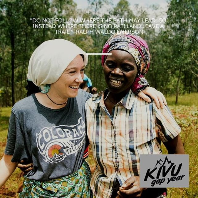It's truly all about friends.  The amount of friendships made is the treasure of life.  #kivugapyear #kivu #gapyear #education #university #experientialeducation #travelyear