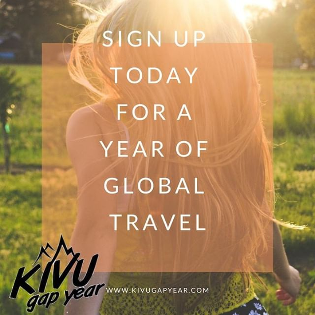 Taking applications now for class 2020.  Come join the @kivugapyear  for a year like you've never experienced before.  #kivugapyear #kivu #gapyear #education #university #experientialeducation #travelyear