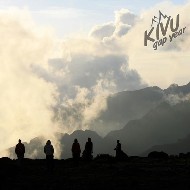 The mist of a journey can often impose a bit of fear, but the achievement of an adventure can change your life.  Come today and apply @kivugapyear  for THE adventure of a lifetime.  #kivugapyear #kivu #gapyear #education #university #experientialeducation #travelyear