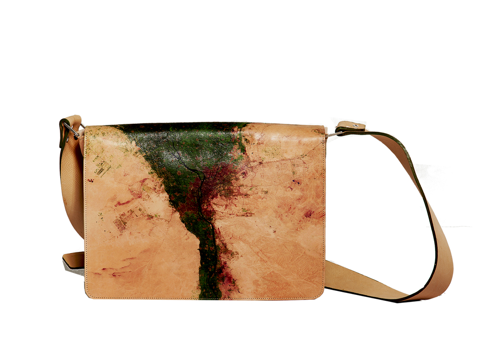 Cairo Messenger Bag