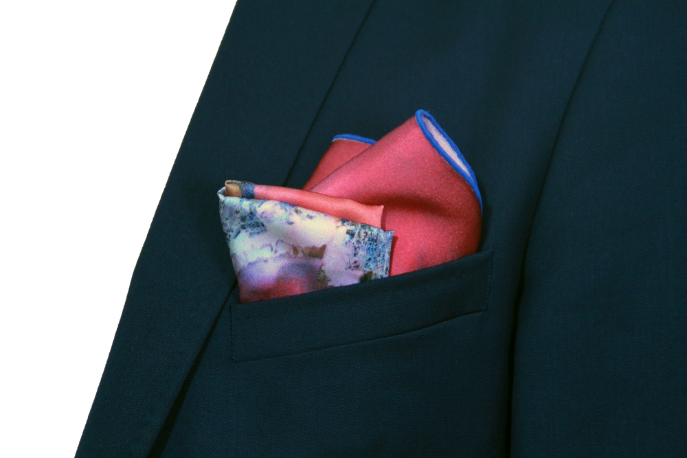 Mumbai Pocket Square