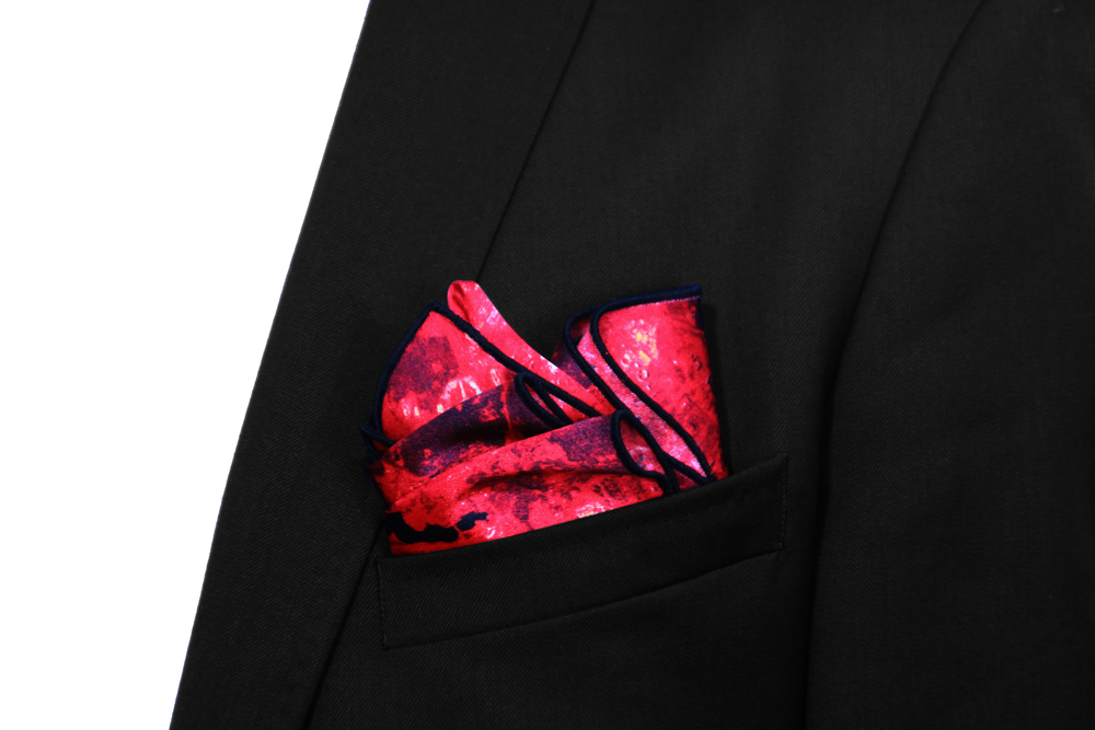 Moscow Pocket Square
