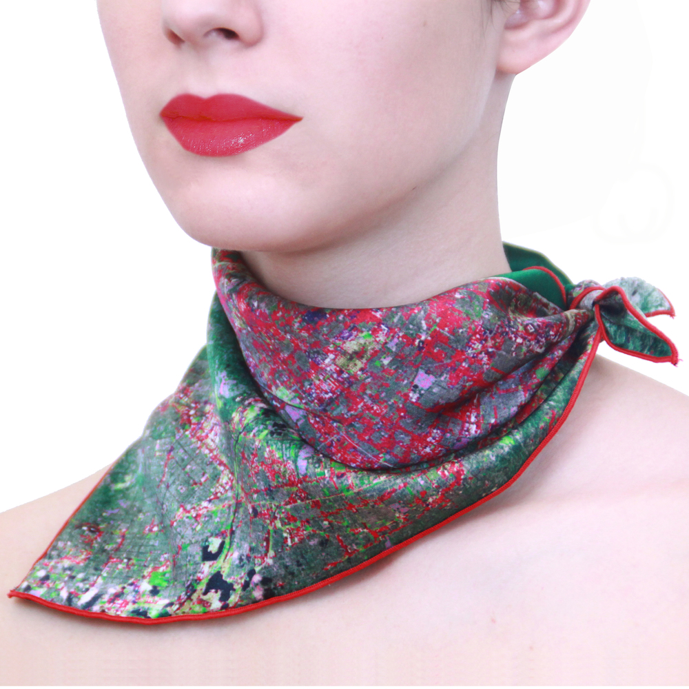 Los Angeles Neck Scarf
