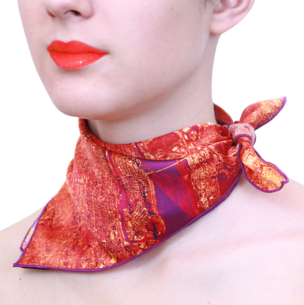 New York Neck Scarf