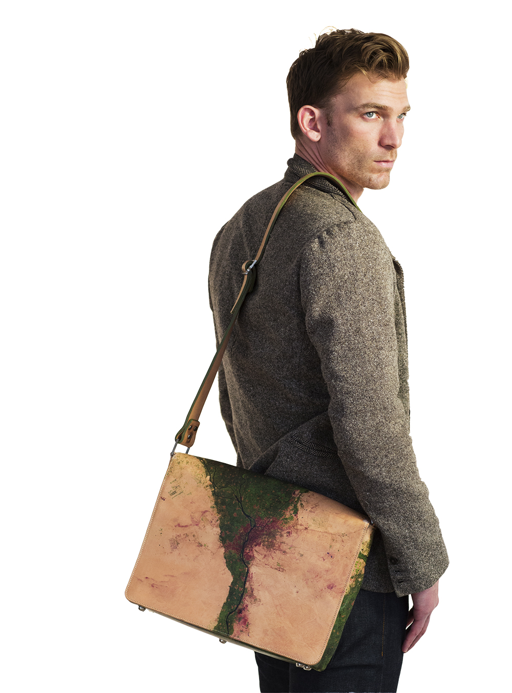 Cairo Messenger Bag