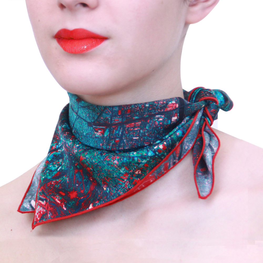 Paris Neck Scarf